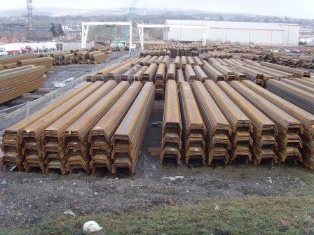 Pile foundation concrete pile steel pile composite pile for Wood piling foundation
