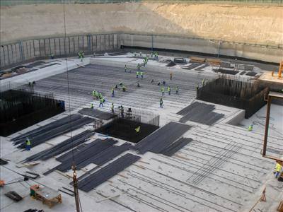 mat or raft foundation