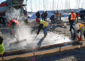 Concreting in Cold Weather | Cold Weather Concrete
