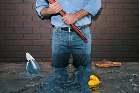 how to prevent basement water leaks