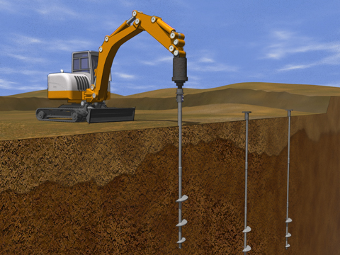 4 functions of pile foundation why piles are used