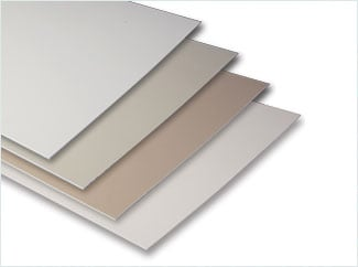 plastic panels and sheets are also used for waterproofing basement