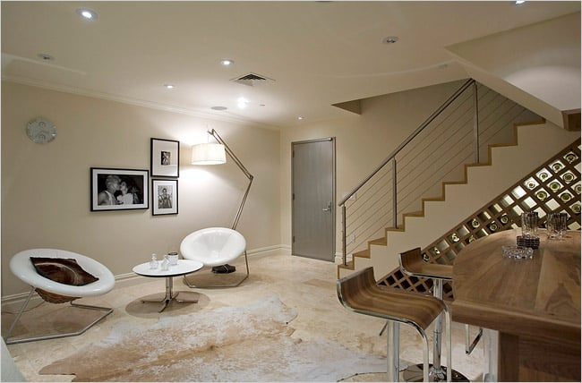 a basement can be used as a property