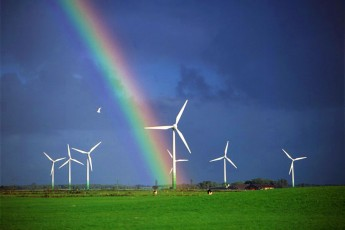 wind energy is one of the major renewable source