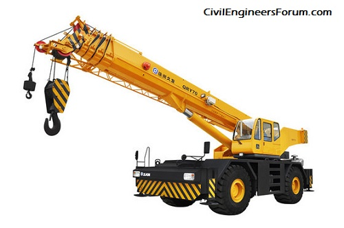 Types Of Mobile Cranes : Types of cranes pixshark images galleries with