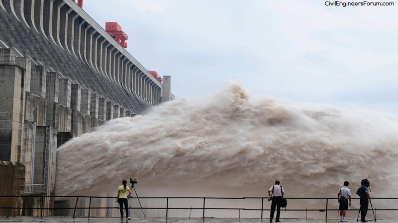 Three Gorges Dam - Another View