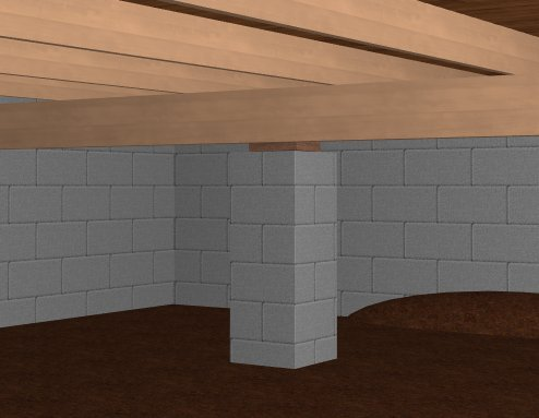 Choosing A Crawl Space Foundation For Your New Home