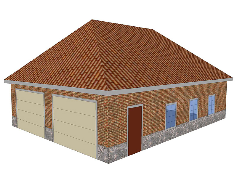Difference Between Gable Roof And Hip Roof
