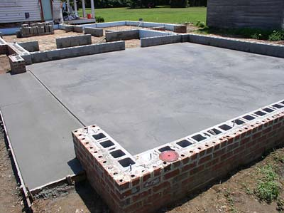 slab foundation vs crawlspace foundation