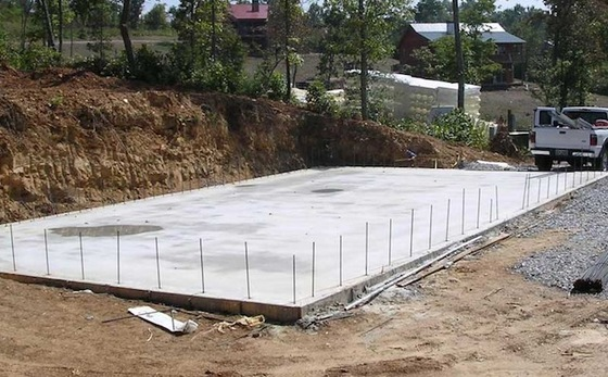 Slab foundation for Slab foundation vs basement