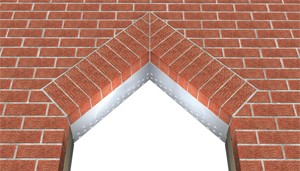 What Is a Brick Lintel: Plan, Fixing and Structure