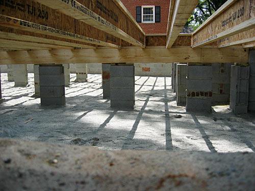 Choosing a crawl space foundation for your new home for Slab foundation vs crawl space
