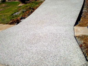 Step by Step Guide To Build an Exposed Aggregate Patio