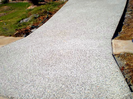 Build an Exposed Aggregate Patio