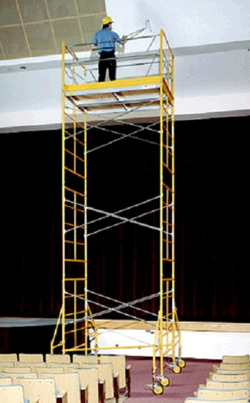 Construction Scaffolding Types : What is scaffolding types of used in