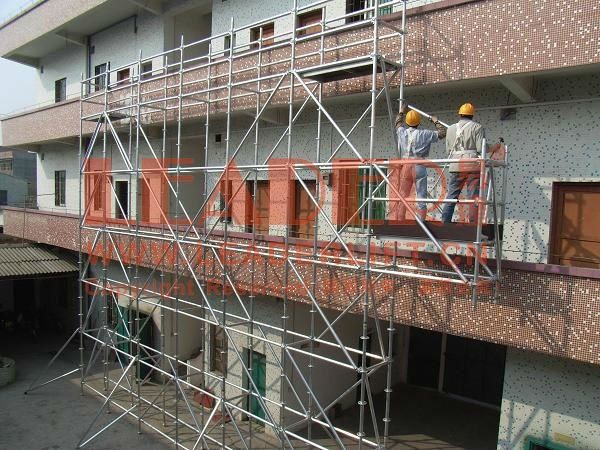What Is Scaffolding Types Of Scaffolding Used In
