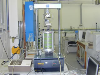 triaxial test