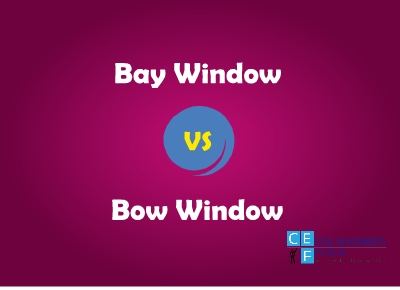 6 differences between bow window and bay window bay windows vs bow windows two kinds of beautiful