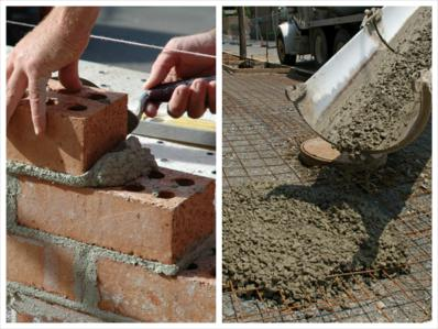 7 Differences Between Mortar And Concrete