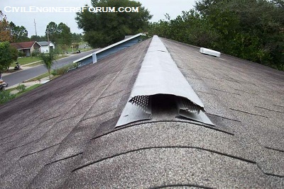 Difference Between Roof Vents And Ridge Vents