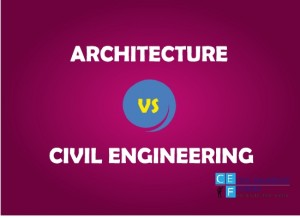ARCHITECTURE VS CIVIL ENGINEERING