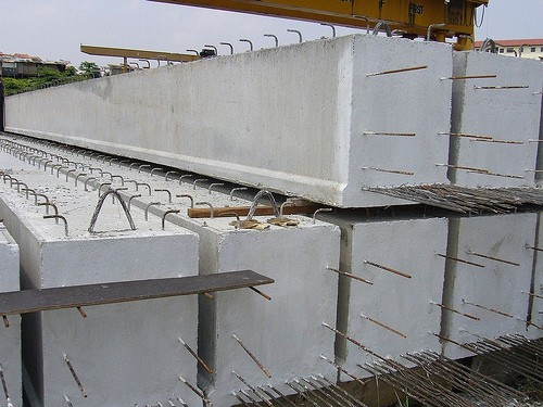 what is prestressed concrete