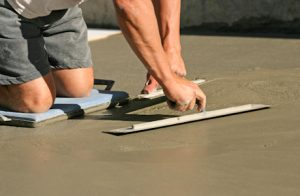 how much concrete slab costs