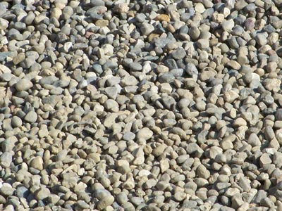 aggregate used in concrete construction