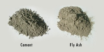fly ash vs cement