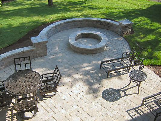 build a paver patio