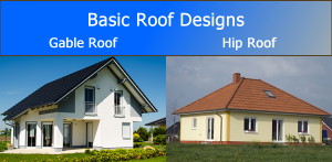 gable roof vs hip roof
