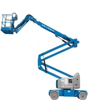 aerial lift scaffolding