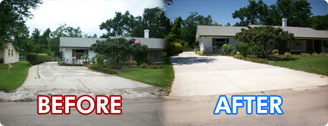 Concrete Driveway Repair Step By Guide For Seamless