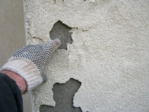 synthetic stucco repairing