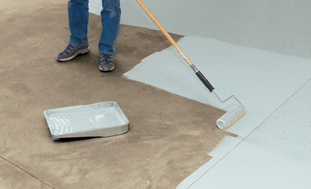 concrete painting and concrete staining differences